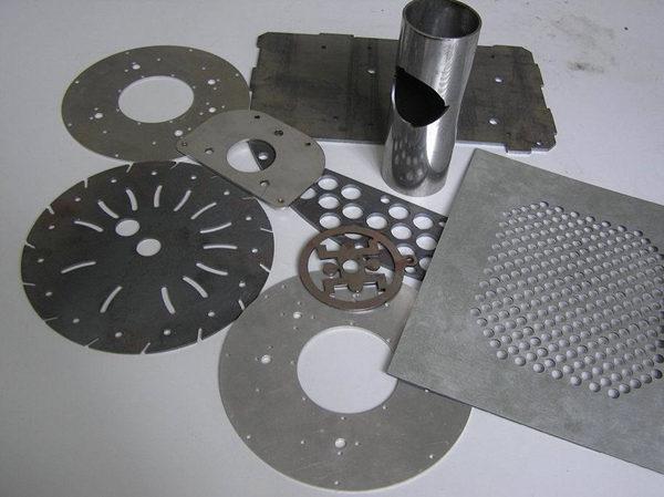 Serat laser Cutting Machine Sample