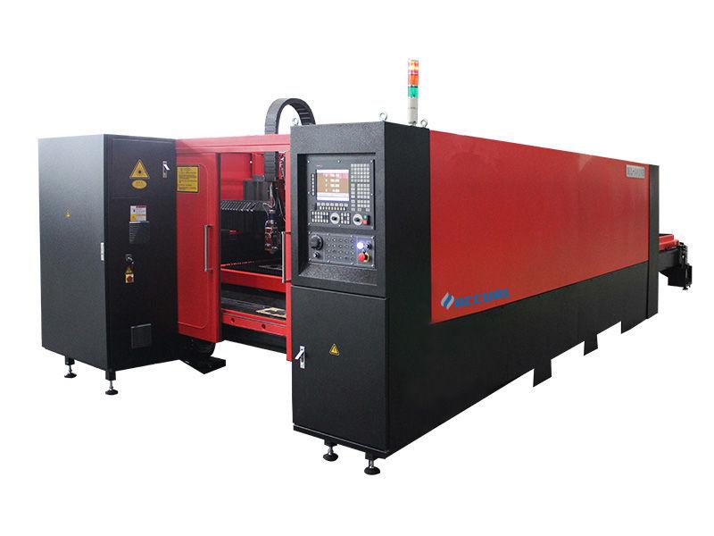 cnc mesin pemotong logam laser
