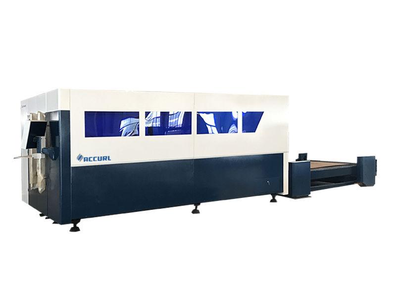 harga mesin pemotong laser cnc logam