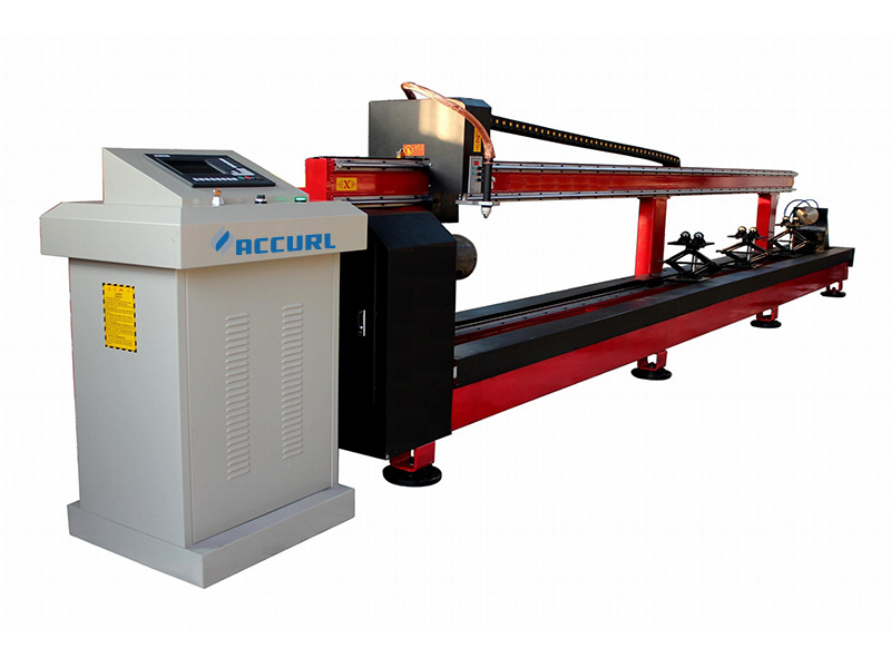 Mesin pemotong profil paip CNC
