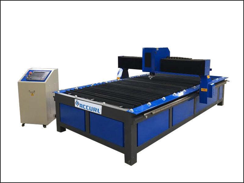 cnc profile plasma cutting machine
